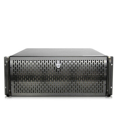 Rosewill RSV-L4500 4U Rackmount Cryptocurrency-mining Server Case