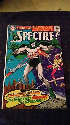 Showcase #60,#61 1st and 2nd silver age Spectre Nice books!!!
