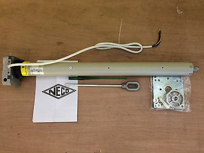 Neco Tubular Motor for Roller Shutters 60Nm with Manual Override-SH1 Series