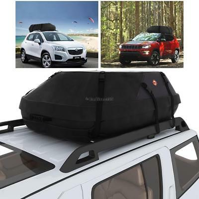 New Car Vehicles Waterproof Roof Top Cargo Carrier Luggage Travel Storage Bag