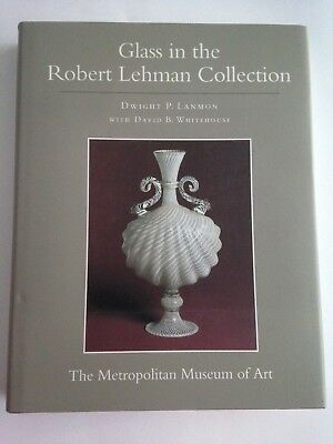 Glass in the Robert Lehman Collection Book  Metropolitan Museum of Art