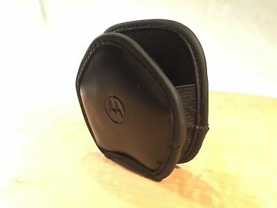 Motorola Pager Belt Pouch Clip Holster Elastic
