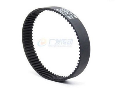 HTD 5M Timing Belt 5mm Pitch 15-25mm Wide - Select 180mm to 495mm