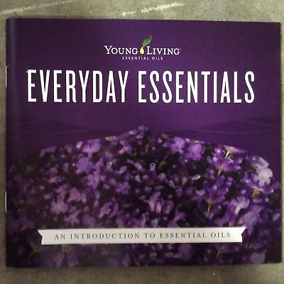 Young Living Essential Oils Everyday Essential Booklet 17pg Free Ship