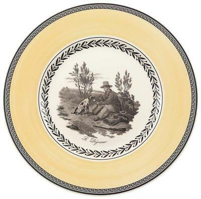 Villeroy & Boch Audun Chasse Salad Plate 8 1/2 in - Set of 4