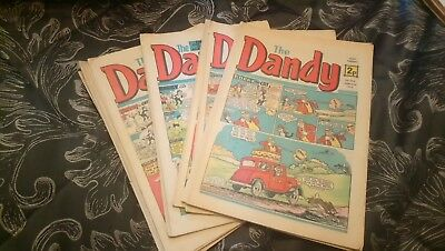The Dandy Comic Comics 1973