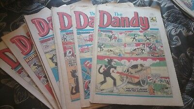The Dandy 1975 Comic Comics