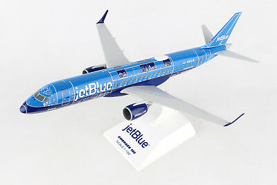 SkyMarks JetBlue Airways Embraer E190 Blueprint SKR960 1/100 Reg# N304JB, New