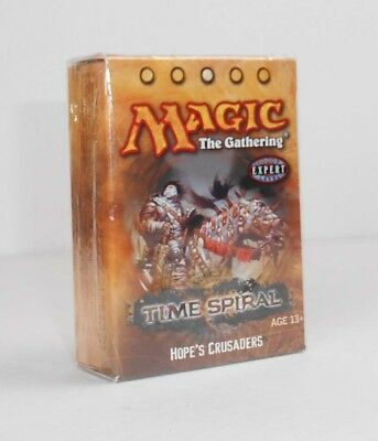 Time Spiral - Hope's Crusaders - Englisch - Theme-Deck Magic the Gathering Neu