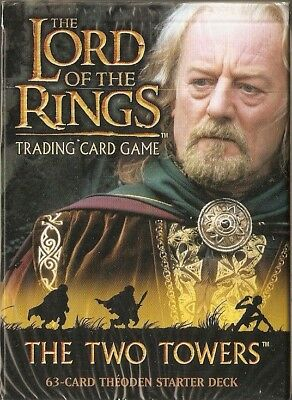 Theoden Starter Deck - Englisch - The Lord of the Rings LotR HdR - Neu & OVP