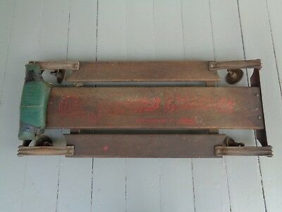 Vintage Lisle JEEPERS CREEPER Under Car Auto Mechanic Creeper Roller Tool Cool!