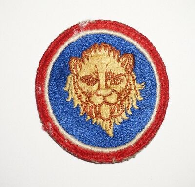 106th Infantry Division Patch WWII US Army P7636