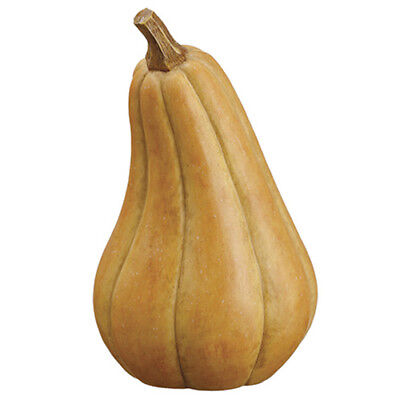 """16""""Hx9.75""""W Artificial Weighted Gourd -Tan"""