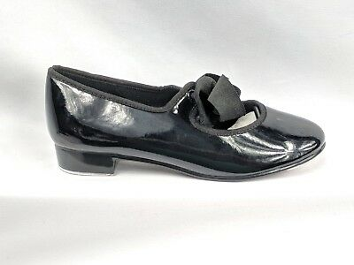 Mary Jane Girls Tap Dance Shoes Black Size 11 Youth American Ballet Theatre