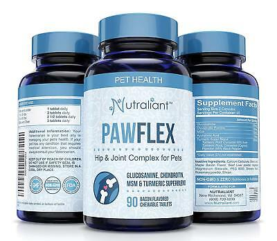Nutraliant PawFlex Hip and Joint for Dogs - Cats
