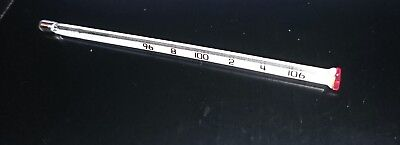 Lot Of 1 Old Rectal Clinical Thermometer A0A Mich1 Faichney & Co Unused In Foil