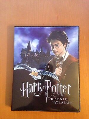 Cards INC Harry Potter & The Prisoner Of Askaban Binder A 32 Cards + 5 Limited