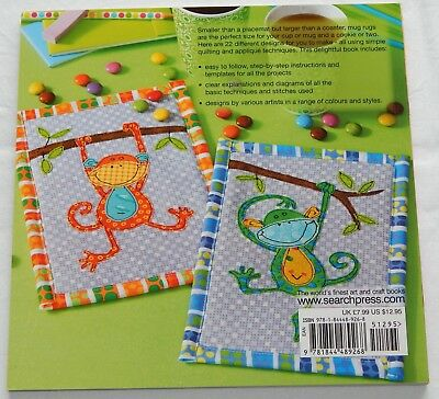 Love To Sew Mug Rugs By Christa Rolf Book The Fast