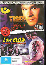 Tiger Warsaw & Low Blow - REGION 0 - DVD - FREE POST!