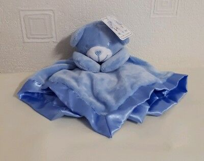 Newborn Baby Teddy Bear Comforter Soft Toy Blanket Baby Shower Gift Idea