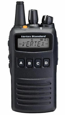 Vertex VX-454 VHF Commercial Two Way Radio 134-174 MHz LTR/Conventional 3yr Warr