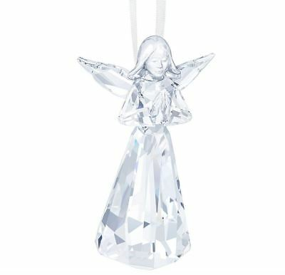 NIB $140 Swarovski Christmas Angel Ornament Annual Edition 2015 #5135833