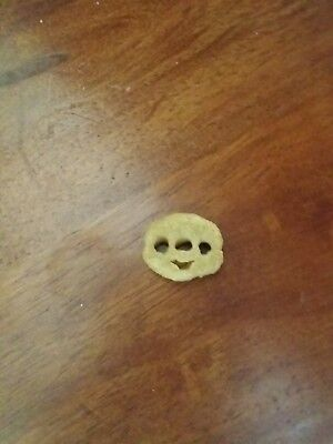 One of a kind nutri grain smiley face for collectors ~selling for my daughter~