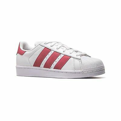 ADIDAS ORIGINALS - Superstar - Baskets en cuir bi-matière - blanc ... e563b9e72aa