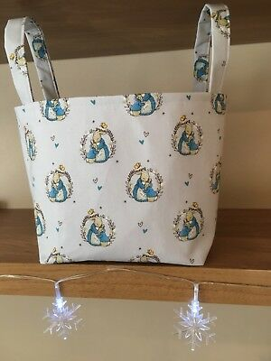 Peter Rabbit Nursery Storage Basket. Complete Nursery Set Available