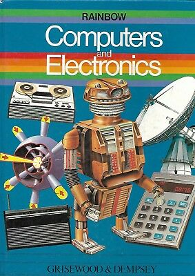 Retro Computers And Electronics 1983 Hardcover Book  Classic