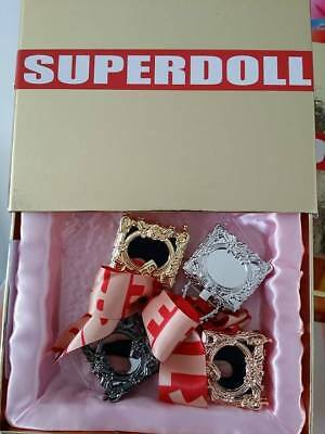 Superdoll Sybarite London Convention Exclusive Chante Purses Set- FREE SHIPPING!