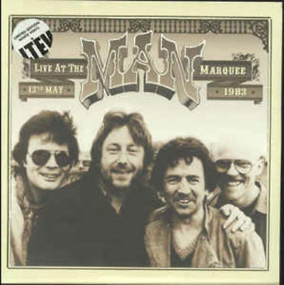 Man – Live At The Marquee (Friday 13th May 1983)