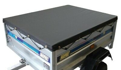 High quality trailer cover for Erde 122 or Daxara 127 also fits Maypole 712 &amp