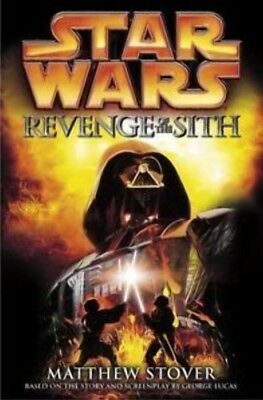 Hardcover Books Star Wars Revenge Of The Sith