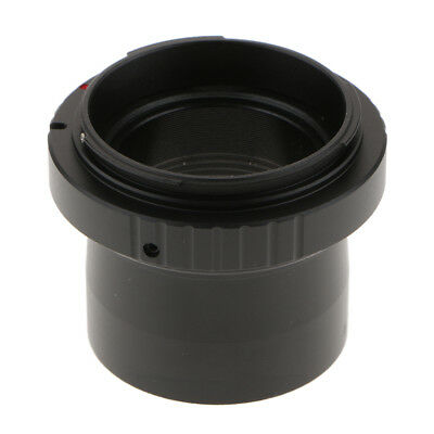 """2"""" to M42*0.75 Telescope Eyepiece Mount Adapter + T T2 Ring for Canon DSLR"""