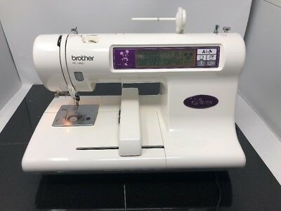 BROTHER PE40D COMPUTERIZED Disney Embroidery Sewing Machine Adorable Brother Pe 180d Computerized Embroidery Sewing Machine Disney Edition