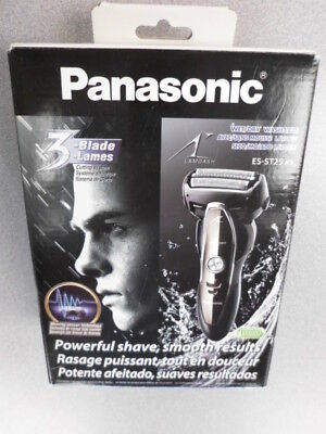 Panasonic Es-St25 Arc3 Triple Blade Lamdash Wet-Dry Men's Shaver