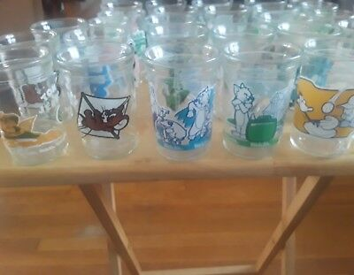 Welchs jelly glasses