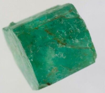 Zambian Emerald Crystal Excellent Color/Clarity