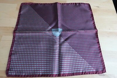 Aspinal of London Pocket Square BRAND NEW RRP £65