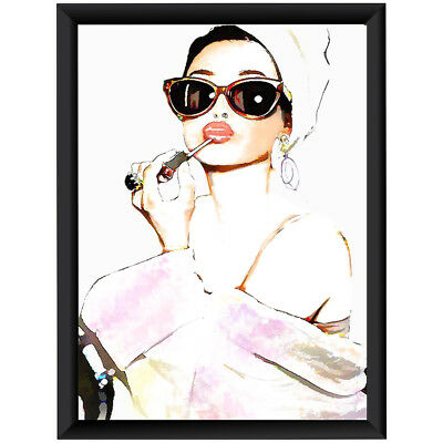 FASHION POSTER PRINT HOME PHOTO PICTURE A4 A3 -PRINT DESIGN Beauty Girls-362