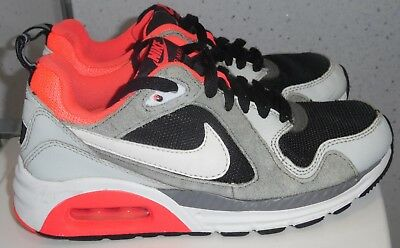 brand new e13e7 ef963 ... where to buy junior nike air max trax trainers uk 3 eur 35.5 sneakers  grey white