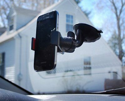 360° Mount Holder Car Mobile Cell Phone GPS iPhone Samsung Windshield Stand