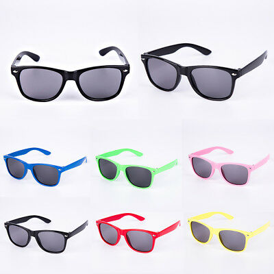Children UV400 Plastic Frame Toddler Outdoor Girls Glasses Kids Sunglasses
