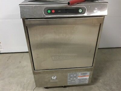 Hobart LXi Series Commercial Dishwasher 130017 120/240V LXIH Stainless Steel USA