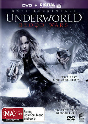 Underworld: Blood Wars (DVD/UV)