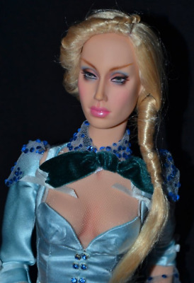 Sybarite Superdoll Sold Out MIB Resin Paris Exclusive Play + Free Shipping!