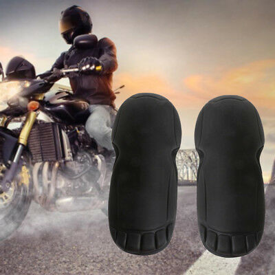 2pcs EVA Motorcycle Elbow Pads Knee Guard Brace Armor Protector Insert Pads New