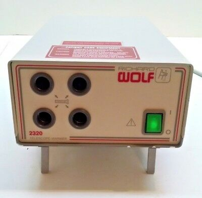 WOLF 2320 Telescope Warmer Endoscope