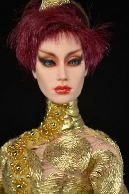 Sybarite Superdoll Sold Out MIB Resin Sinatra + Free Shipping!